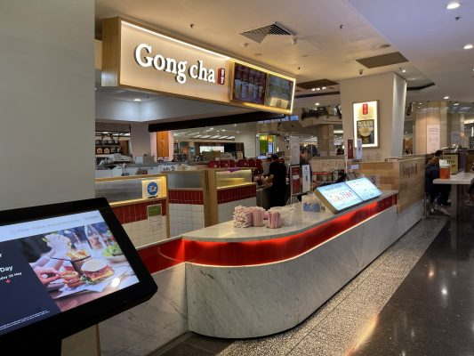 Gong Cha – Sydney Central Plaza