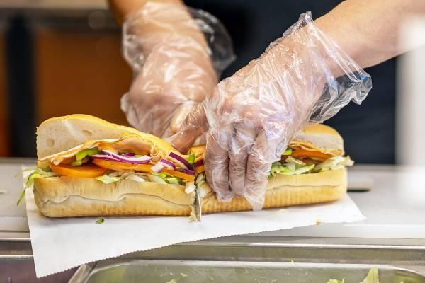 Subway Menu Prices in Australia